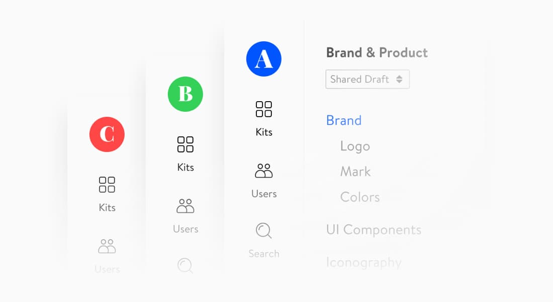 Picture of custom branding feature